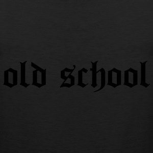Old School - Men's Premium Tank