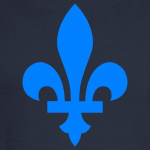 Fleur-de-lis - Men's Long Sleeve T-Shirt