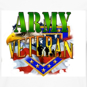 ARMY VETERAN - Men's Premium Long Sleeve T-Shirt