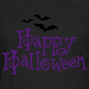 Happy Halloween T-shirt  - Men's Premium Long Sleeve T-Shirt