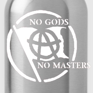 No Gods No Masters - Water Bottle