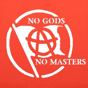 No Gods No Masters - Tote Bag
