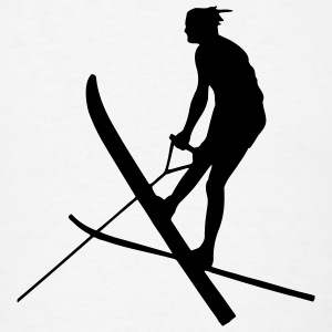 Waterski Jumper - Men's T-Shirt