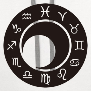 Astrological_Sign - Contrast Hoodie