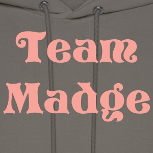 Khaki Team Madge T-Shirts - Men's Hoodie