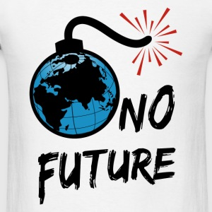 global crisis - Men's T-Shirt