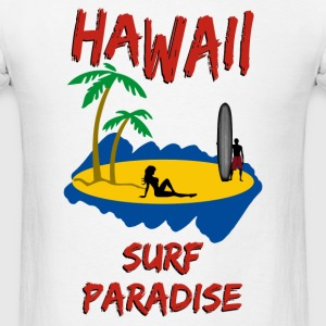 Hawaii surf paradise - Men's T-Shirt