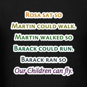 So Our Children Can Fly - Men's T-Shirt