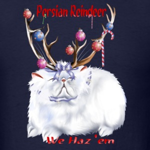 Persian Reindeer - Men's T-Shirt