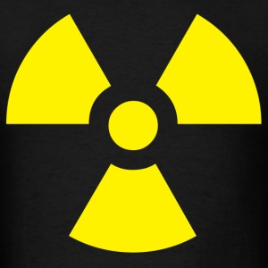 Radiation_S - Men's T-Shirt
