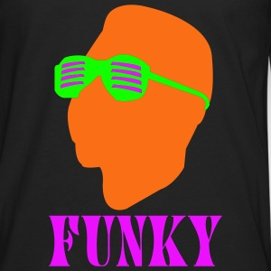 Funky! - Men's Premium Long Sleeve T-Shirt