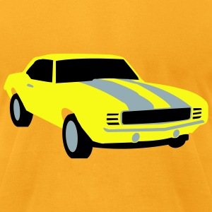 Cool Car - Men's T-Shirt by American Apparel