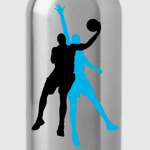 Red basketball players T-Shirts - Water Bottle