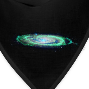 The Milky Way T-Shirts Black - Bandana