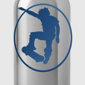 KICKFLIP framed - Water Bottle