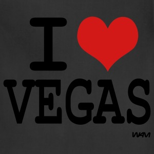 Black I love vegas by wam Bags  - Adjustable Apron