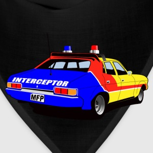 Chocolate/tan Interceptor T-Shirts - Bandana