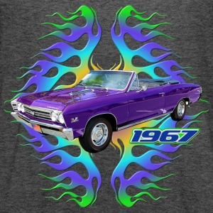 1967 Chevy Chevelle - Women's Flowy Tank Top by Bella