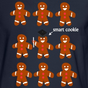 Smart Cookie - Men's Long Sleeve T-Shirt