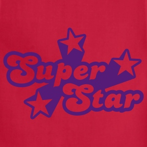 Red Superstar Women's T-shirts - Adjustable Apron