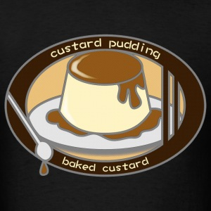 Pudding - Men's T-Shirt