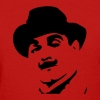 Red Poirot Women's T-shirts - Women's T-Shirt