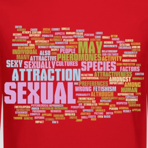 Sexual attraction T - Crewneck Sweatshirt
