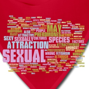 Sexual attraction T - Bandana
