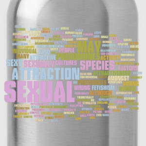 Sexual attraction T - Water Bottle