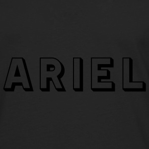 Black Ariel - AUTONAUT.com T-Shirts - Men's Premium Long Sleeve T-Shirt