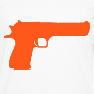 Gun - Men's Premium Long Sleeve T-Shirt