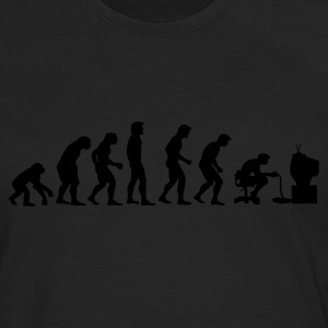 Gamers Evolution - Men's Premium Long Sleeve T-Shirt