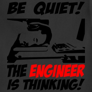be quiet - the engineer - Adjustable Apron