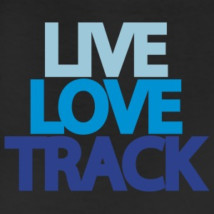 Live Love Track Hooded Sweatshirt - Leggings