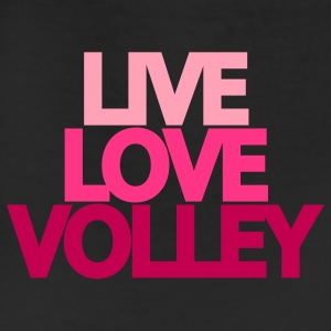 Live Love Volley (ball) Hooded Sweatshirt - Leggings