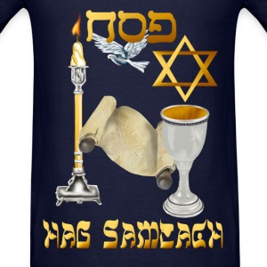 Happy Passover - Men's T-Shirt