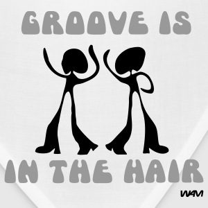 Ash  groove in the Hair by wam T-Shirts - Bandana