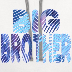 BIG BROTHER - Contrast Hoodie