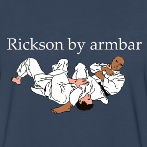 RICKSON BY ARMBAR Hoodies - Men's Premium Long Sleeve T-Shirt