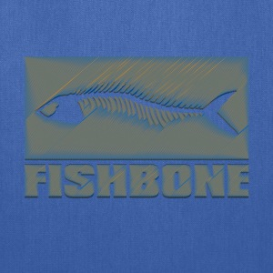 FISHBONE - Tote Bag