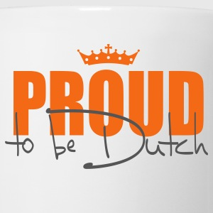 Proud to be Dutch - Coffee/Tea Mug
