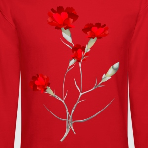 Carnations - Crewneck Sweatshirt