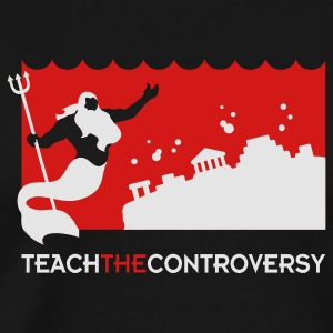 Atlantis (Teach the Controversy) Tanks - Men's Premium T-Shirt