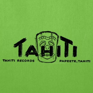Olive Tahiti Records T-Shirts - Tote Bag