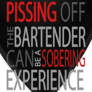 Pissing Off The Bartender T-shirt - Bandana