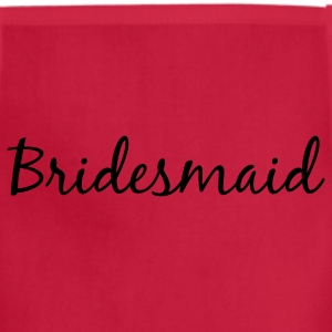 Bridesmaid Tank Top - Adjustable Apron