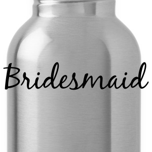 Bridesmaid Tank Top - Water Bottle