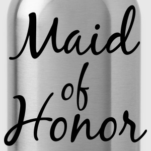 Maid of Honor Tank Top - Water Bottle