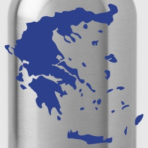 Lavender Greece Women's T-Shirts - Water Bottle