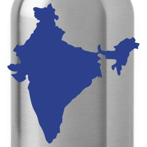 Royal blue India T-Shirts - Water Bottle